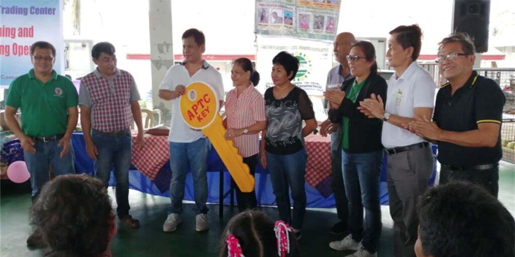 Paglilipat ng pamamahala ng (CN-APTC)  sa LPMPC, isinabay sa Year End Assessment